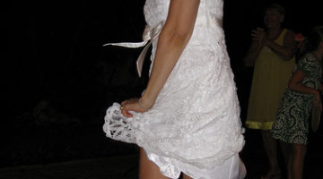 Flapper Wedding