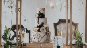Milwaukee Wedding Cake