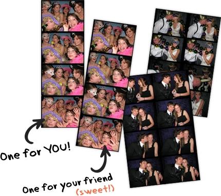 Milwaukee Photobooth - PhotoBooth4U - Photobooth Fun