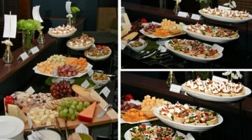 Milwaukee Wedding Caterer- Tall Guy and a Grill Food