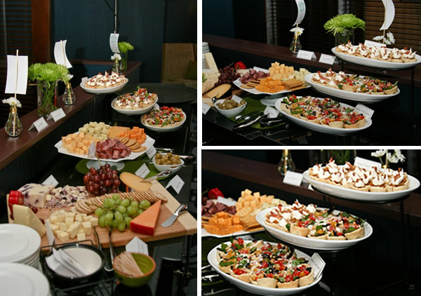 Milwaukee Wedding Caterer Tall Guy And A Grill Food