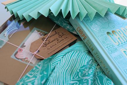 Milwaukee Wedding Invitation - Monograham Paper 2