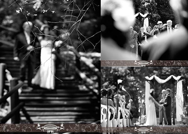 Hubbard Park Lodge Wedding