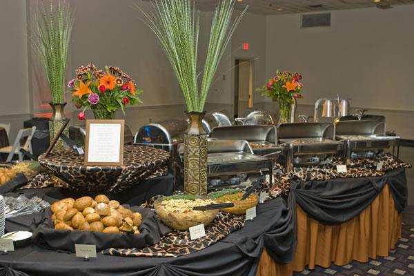 Saz's Catering - Buffet