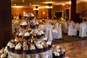 Milwaukee Wedding Cupcake Display