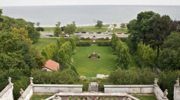 Villa Terrace Wedding