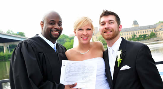 Wedding Officiant Milwaukee