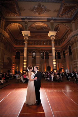 e05b931c0190 Milwaukee's Historic Wedding Venues | Grain Exchange, Pabst Brewery ...