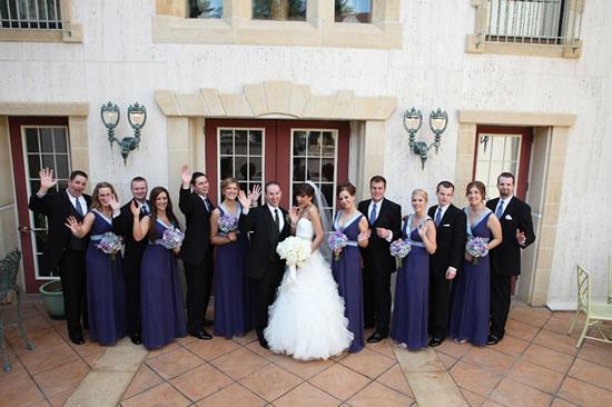 Wedding Party at the Golden Mast Inn