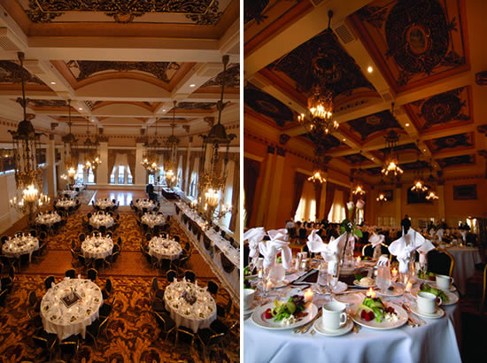 Pfister Hotel Wedding