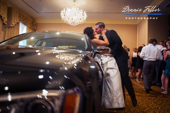 Pfister Wedding Car
