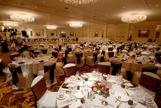 Pfister Wedding Grand Ballroom