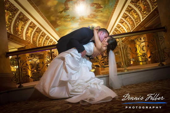 Pfister Wedding Kiss