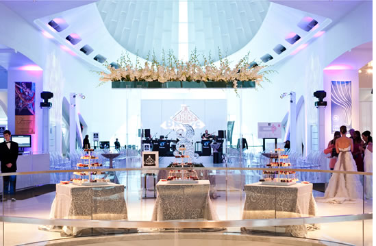 Artful Bride Event - Milwaukee Art Museum - Bridal Show