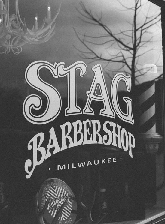 Men Only Barbershop - Stag Milwaukee