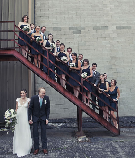 Milwaukee Historical Society Wedding