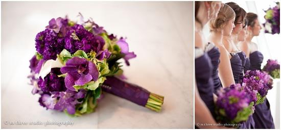 Modern Wedding Flowers By Milwaukee S Freshdesign