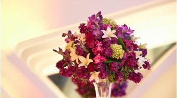 Simple Modern Wedding Flowers 3
