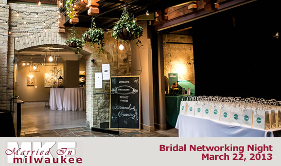 Married In Milwaukee's Bridal Networking Night