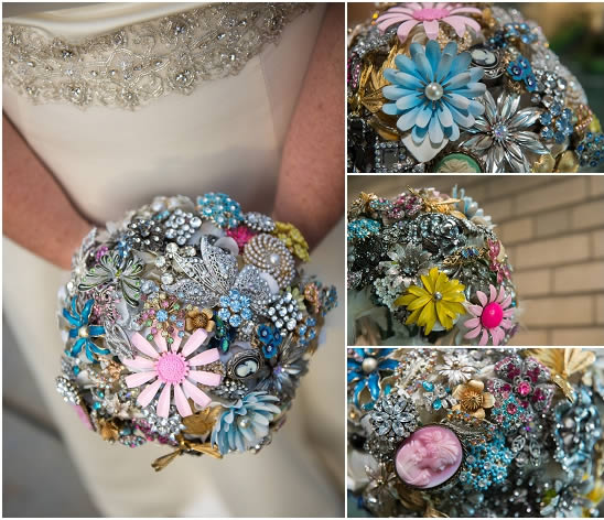 DIY Wedding Bouquet - Milwaukee