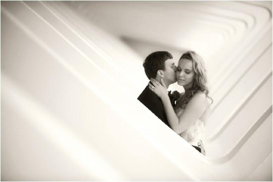 Milwaukee Art Museum Wedding Photography