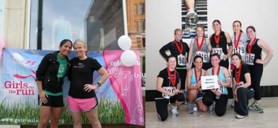 Milwaukee WGIRLS Charity Run