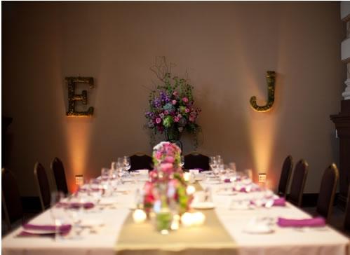 Wedding Floral Centerpiece - Belle Fiori
