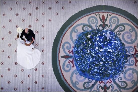 Milwaukee City Hall Wedding Photo