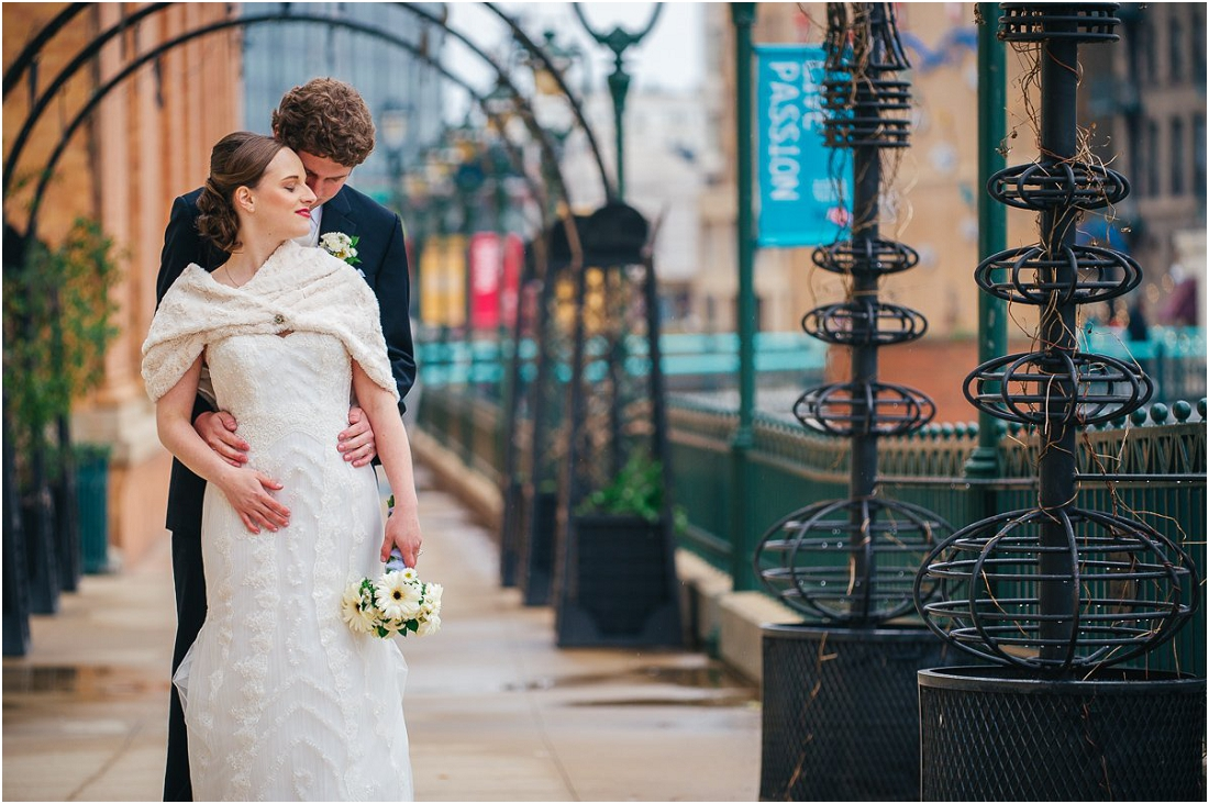 Milwaukee Riverwalk Wedding Photography