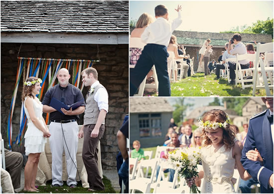 Trimborn Farm Ceremony
