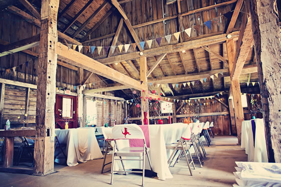 Trimborn Farm Barn Wedding