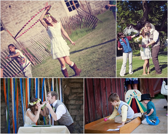 Trimborn Farm Wedding Games
