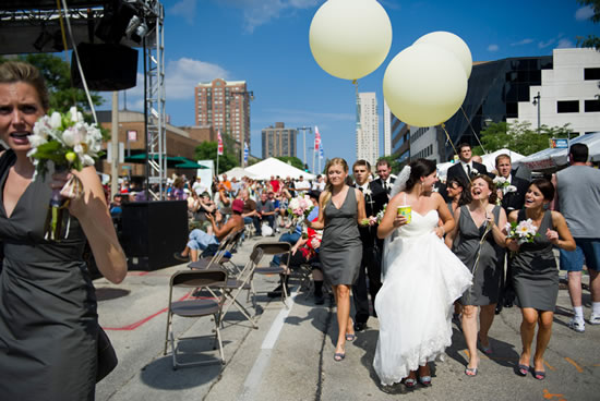 Bastille Days - Milwaukee - Wedding Party