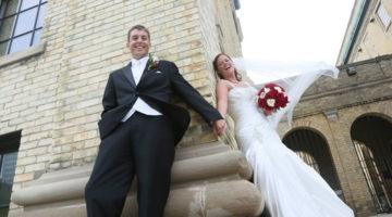 Ccottish Rite Milwaukee Wedding