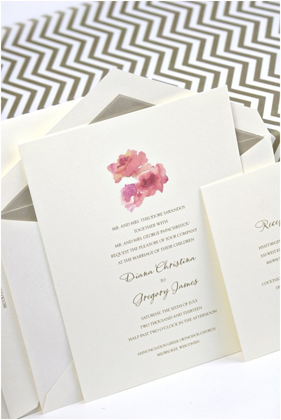 Wedding invitations gallery from broadway paper broadway paper has options for all brides and budgets including custom invitations diy and in store printing learn more about this third ward shop in stopboris Images