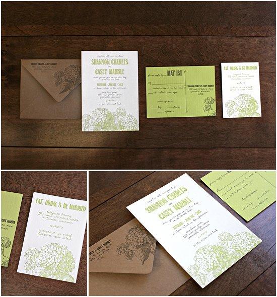 Broadway Paper Wedding Invitations