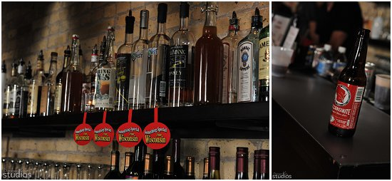Small event space provides private bar - Swig Milwaukee