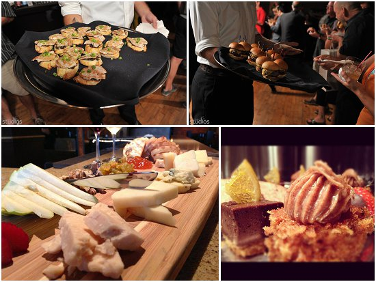 small event space in Milwaukee providing appetizers