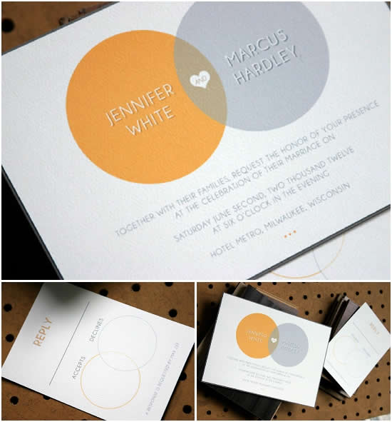 Cracked Design - Custom Handmade Milwaukee Wedding Invites