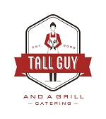 Tall Guy and a Grill