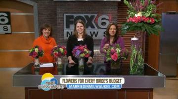 Fox 6 Real Milwaukee Flowers