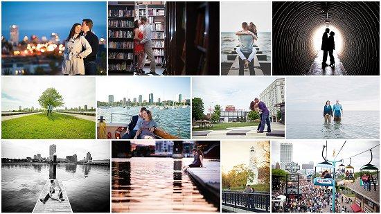 Top Milwaukee Engagement Photos