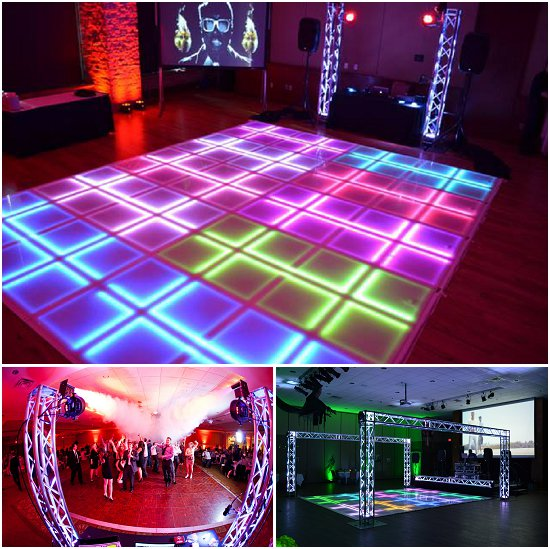 Double Platinum DJ Dance Floor