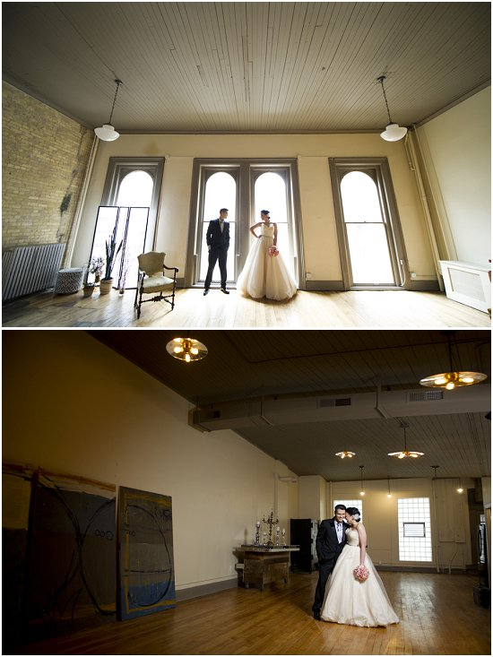 The Box MKE - unique Milwaukee Wedding Venue