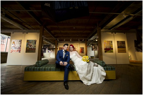 Underground Milwaukee Wedding Venue