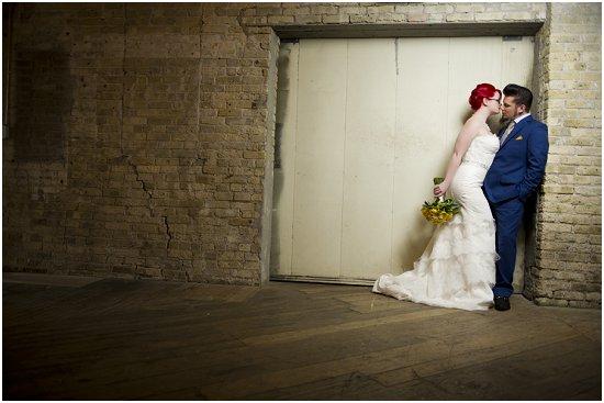 Non-Traditional Milwaukee Wedding Venue