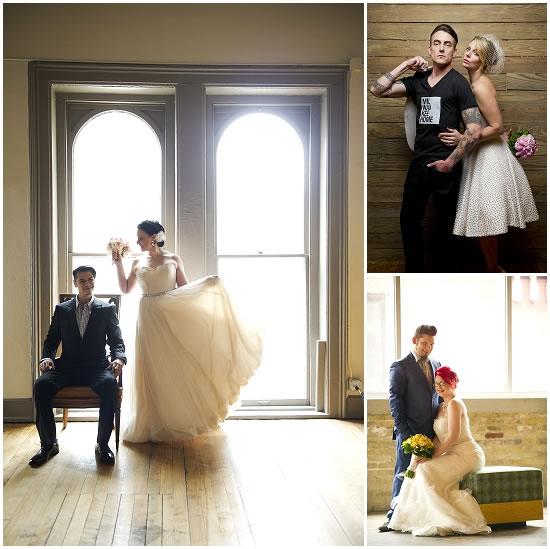 Alternative Wedding Models