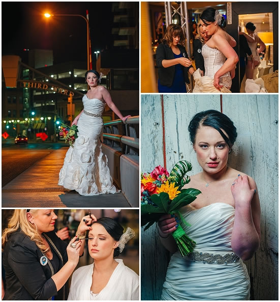 Married In Milwaukee Bride
