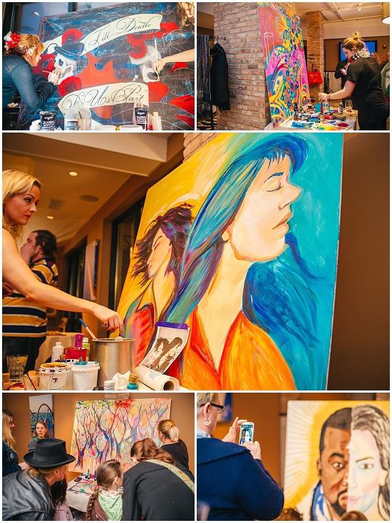 Milwaukee Wedding Painters