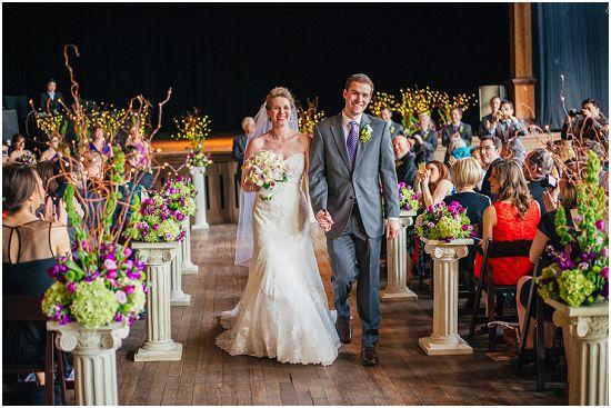 Turner Hall - Milwaukee Wedding Ceremony